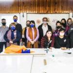 La Municipalidad de Ushuaia acompaña a la cooperativa Textil Sur