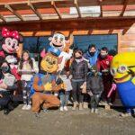 Tolhuin festejó el mes de las infancias en los barrios