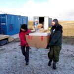 Un equipo de forenses llega hoy a Malvinas para trabajos de identificación de restos