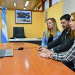 El Secretario de Turismo de Ushuaia se reunió con el presidente de la Cámara de Operadores Turísticos y Mayoristas de la Federación Rusa