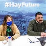 """Fiocchi: """"Es fundamental la unidad de todo el país en este reclamo ante Chile"""""""