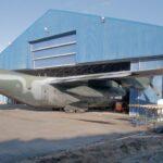 La Provincia asiste a una aeronave de la Fuerza Aérea Brasilera que abastece a base antártica