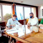 El gobernador Melella firmó la titularización de más de 500 docentes de la provincia