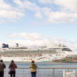 Urquiza celebró el inicio de la temporada de cruceros