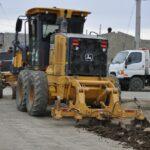 La Municipalidad de Río Grande comenzó la preparación de un tramo de Vuelvepiedras