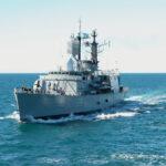 Proyectan hundir buques que participaron en Malvinas para la creación de un parque submarino