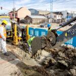 Avanza la obra que beneficiará a más de 20 mil vecinos en el casco viejo
