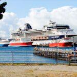 La temporada de cruceros inicia el 20 de octubre