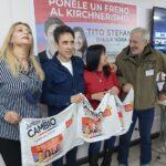 Héctor Stefani ganó la interna de Juntos por el Cambio