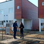El próximo miércoles se entregan las 120 viviendas de ATE