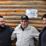 Emotivo homenaje al veterano de guerra de Malvinas Aníbal Esposito