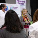 """La Municipalidad de Ushuaia inauguró el primer punto """"Filomena Grasso"""" en el Centro Cultural Actuar"""