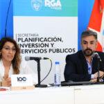 """""""La obra pública es pilar prioritario en la gestión del intendente Martín Pérez"""""""