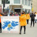 Ushuaia celebró el 137° Aniversario de su fundación con gran alegría por el reencuentro