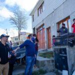 """Vuoto: """"Nación y Municipio están en los barrios para acercar respuesta a los vecinos y vecinas"""""""